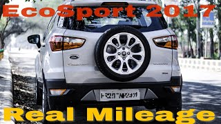 New Ford EcoSport Diesel 2018 Unbelievable Mileage