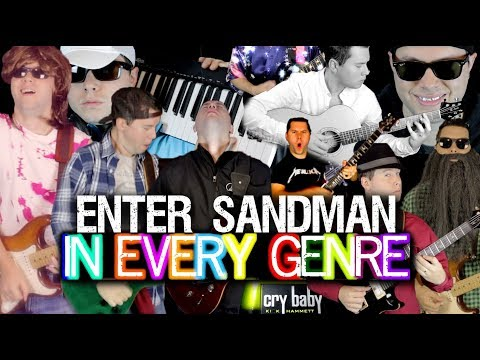 Enter Sandman in Every Genre
