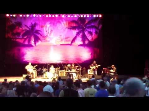 "Crazy Fingers ""Band Intros~Something You Can Hold~Terrapin~Coyote Moon"" Mizner Park, 6-27-2014"