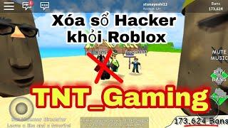 Remove hacker windows from ROBLOX   ROBLOX Board Hammer Simulator