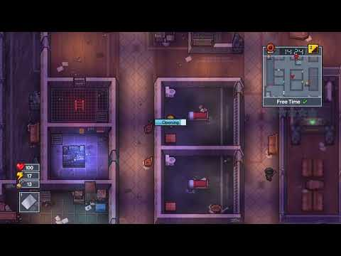 The Escapists 2 - Wicked Ward - Perimeter Breakout - New Wr |