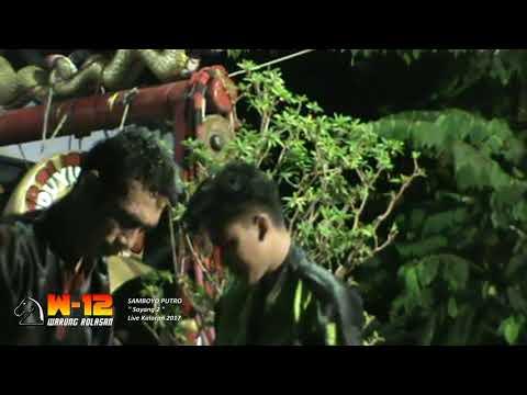 Samboyo Putro - Sayang 2