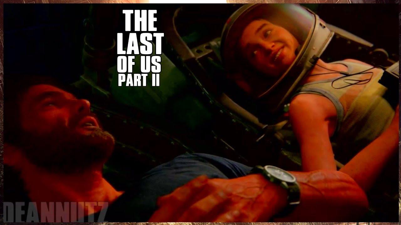Joel & Ellie Takes A Trip To Space LAST OF US PART 2 | TLOU2