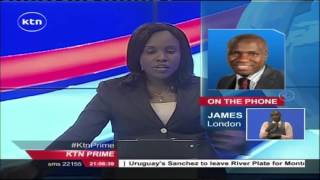 KTN Prime Full Bulletin 16th November 2015
