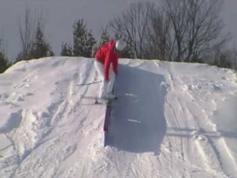 Sochi gold medalist Dara Howell - video from 2010