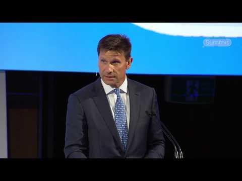 AFR Business Summit 2017 - Peter Beaven