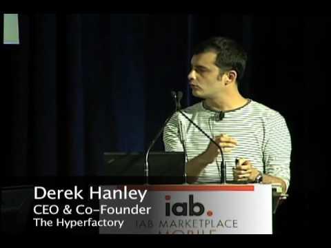 Hyperfactory's Derek Handley