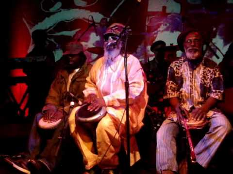 Rastaman Chant by Ras Michael & The Sons Of Negus - DUB CLUB @ Echoplex 3/10/10