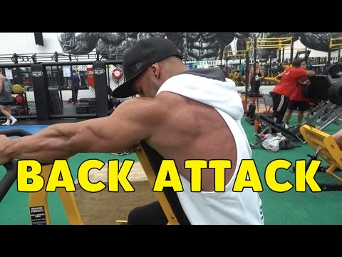 BACK ATTACK | MELBOURNE PERSONAL TRAINER