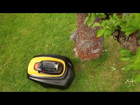 How to install the McCulloch Robotic Lawnmower