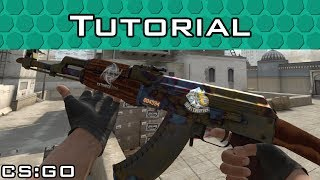 AK47 Tutorial CS:GO