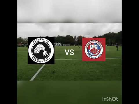Fisher Vs Greenwich Borough 12/10/19