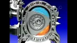 MOTOR ROTATIVO-WANKEL EN MAZDA RX-8
