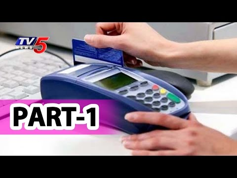Is there Surety for Cyber Security through Cashless Transactions? | Pravasa Bharat #1 | TV5 News
