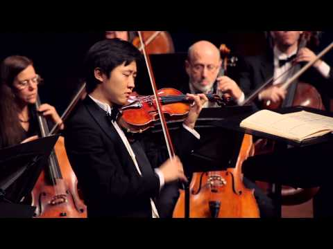 Sean Lee - Tchaikovsky Violin Concerto (1st mvmt)