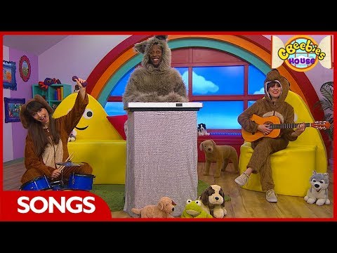 CBeebies House Song | Waffle The Wonder Dog Song