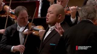 Verdi : De' miei bollenti spiriti; O mio rimorso! (La Traviata)   Mario Bahg, tenor
