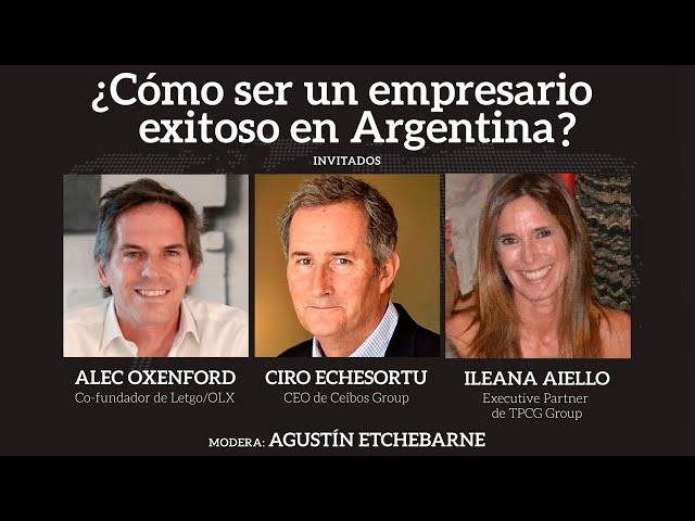 ¿Cómo ser un empresario exitoso en Argentina?
