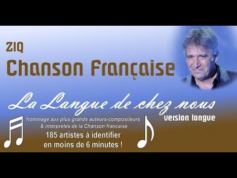 Yves Duteil - LA LANGUE DE CHEZ NOUS Version Longue + QUIZ VISUEL [AUDIO HQ]