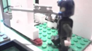 LEGO сериал Братья по Оружию серия 2-вторжение