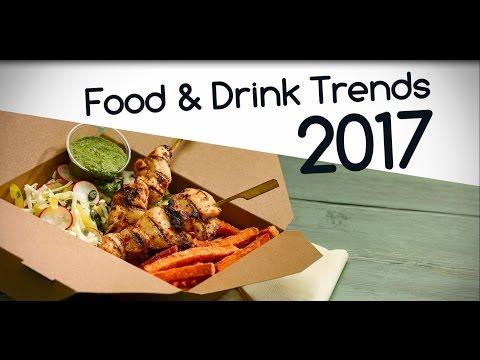 Food & Drink Trends 2017 | Bidfood