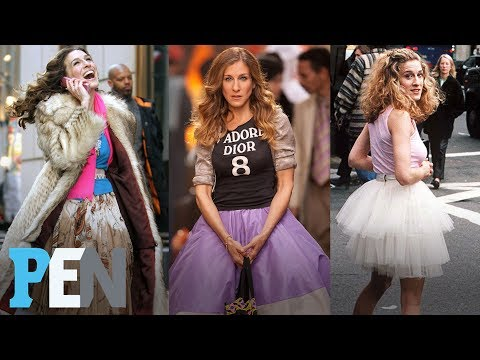 Sarah Jessica Parker Breaks Down 10 Memorable 'Sex And The City' Looks | PEN | Entertainment Weekly