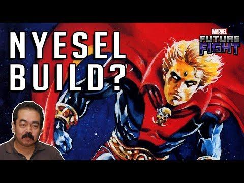 REVIEW ADAM WARLOCK 6/6/60 - Marvel Future Fight Indonesia