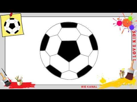 Fu ball zeichnen in auto cad doovi for Sofa zeichnen kinder