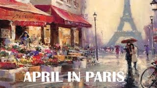 APRIL IN PARIS - ALISON BALSOM - JAZZ TRUMPET - PARIS SONGS/...