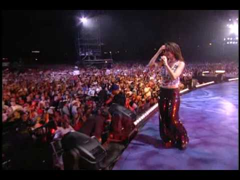 Shania Twain - Any man of mine [Up! Live in Chicago 17 of 22].flv