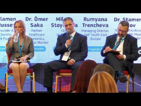 Megatrends in healthcare - Discussion Panel