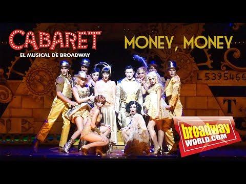 CABARET - Money, Money (Teatre Victòria, Barcelona)