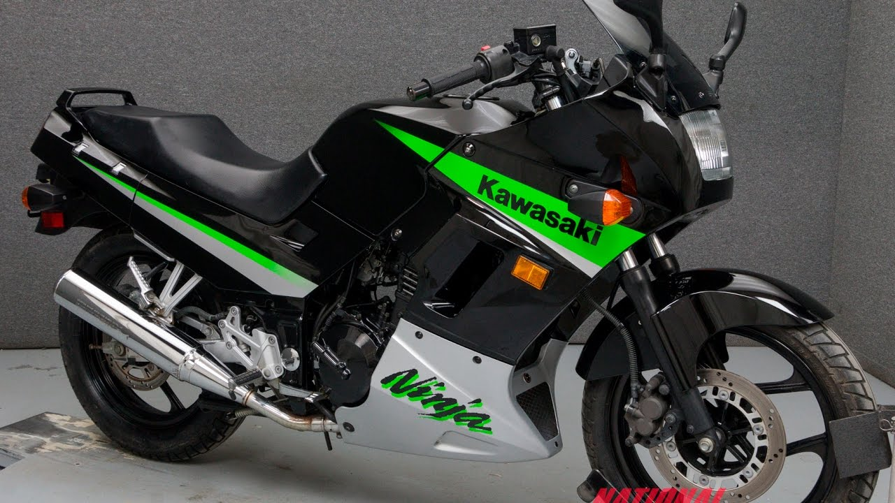 hight resolution of 2005 kawasaki ex250 ninja 250 national powersports distributors