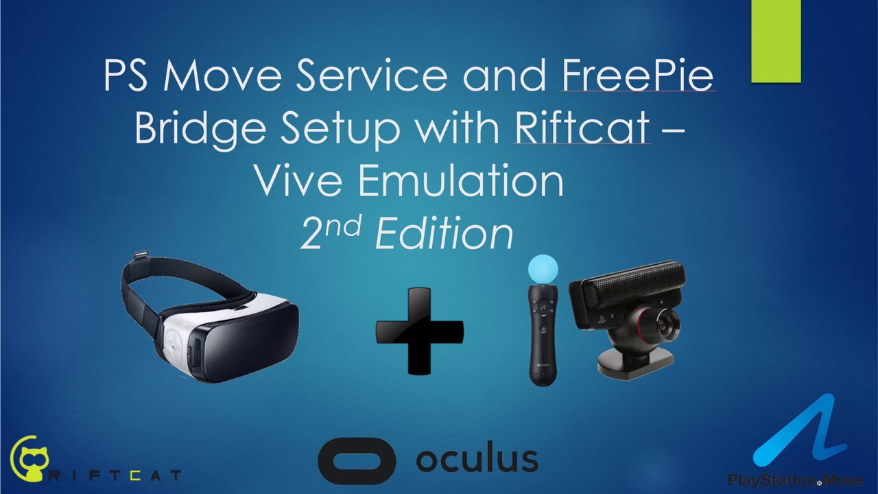 complete vr setup guide for ps move service and riftcat for a cheap rh youtube com Setting Up PS3 to TV Setting Up PS3 to TV