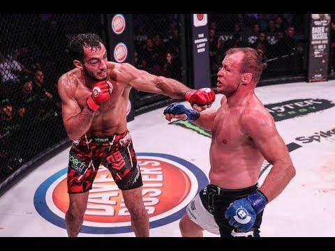 Bellator 185 Highlights: Gegard Mousasi Wins Close Decision - MMA Fighting
