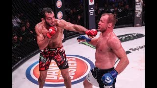 Bellator 185 Highlights: Gegard Mousasi Wins Close Decision - MMA Fighting