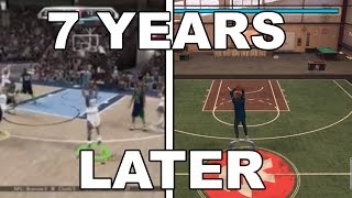 DOES CHRIS SMOOVE JUMPSHOT FROM 7 YEARS AGO STILL WORK!? | NBA 2K10 - 2K17