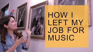 Get to Know me| How I left my Job for Music!