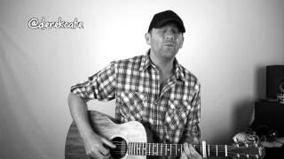 I Do - Paul Brandt : Acoustic by Derek Cate : (Live)