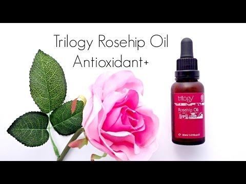 Review: Trilogy Rosehip Oil Antioxidant+