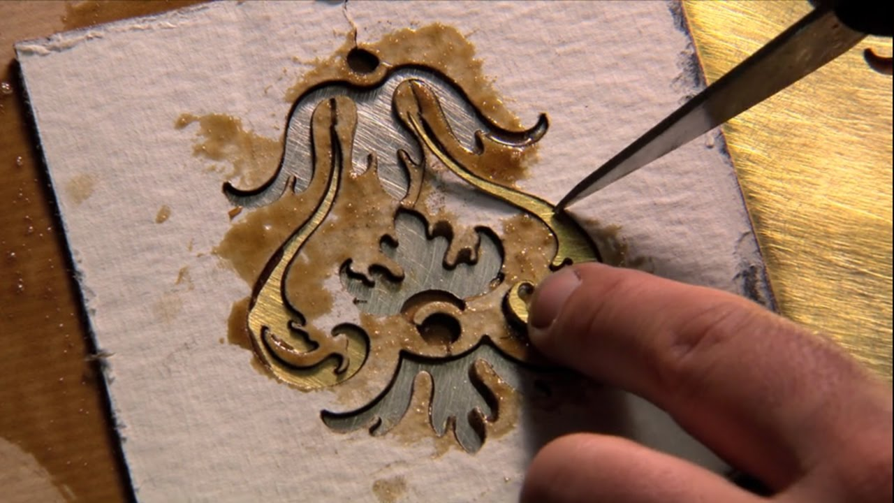 Marquetry 3