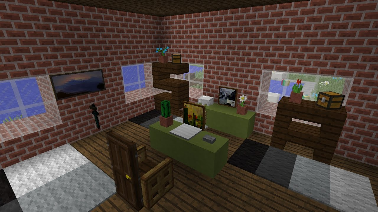 Top 5 Des Idees De Decoration Minecraft N 1 Youtube