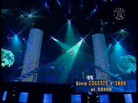 Colette -  A Mi Manera - La academia Cinco