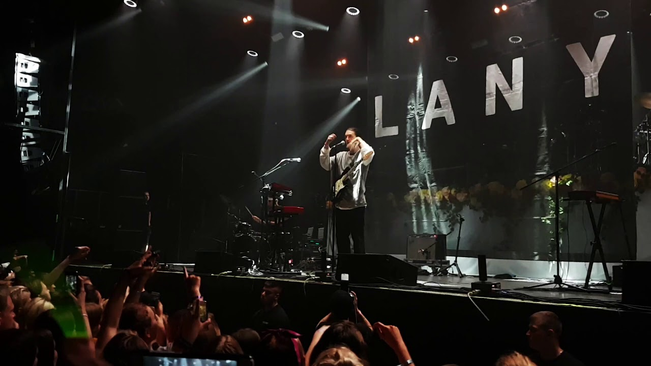 LANY In Concert