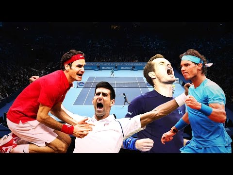 Federer, Djokovic, Nadal, Murray all 94 Masters Titles