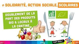 PROGRAMME CAP 2026 / AGIR POUR LE THOR