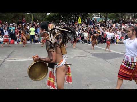 Ethnic dance in Cordillera Province