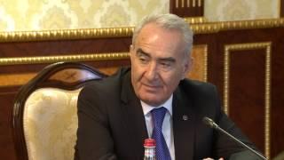 Սերժ Սարգսյանը խորհրդակցություն է անցկացրել ԱԱԽ անդամների հետ