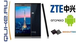 ZTE Geek II 3G обзор