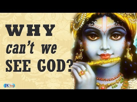 Why is God not visible ? | Part-3 | Swami Mukundananda